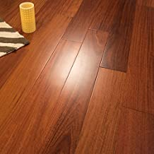 """Santos Mahogany Prefinished Engineered 5"""" x 1/2"""" Wood Flooring Samples at Discount Prices by Hurst Hardwoods"""