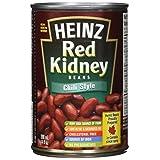 HEINZ Chili Style Kidney Beans 398ML