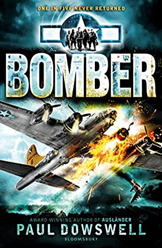 book cover of Bomber