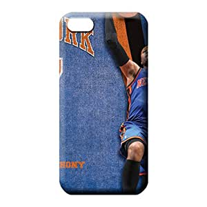 iphone 6 normal Brand Plastic High Quality cell phone carrying cases newyork knicks nba basketball