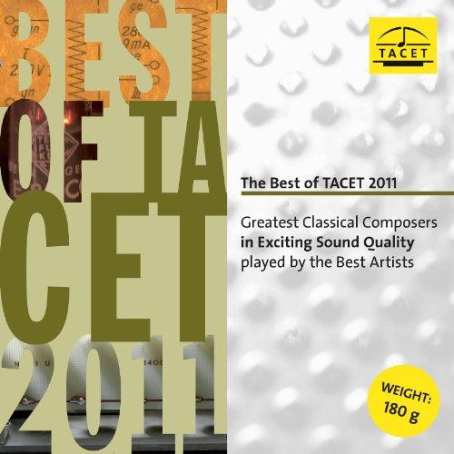 Price comparison product image Best of Tacet 2011