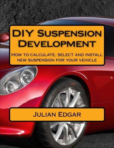 Read Online DIY Suspension Development PDF