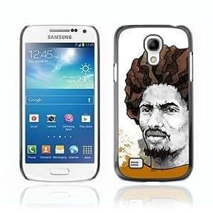 Designer Depo Hard Protection Case for Samsung Galaxy S4 Mini / Cool Rasta wangjiang maoyi