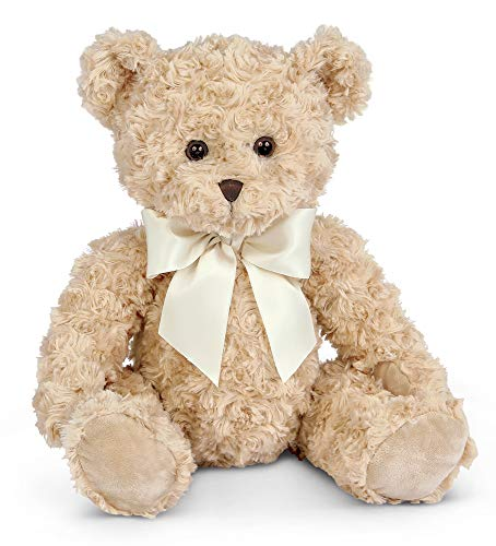 (Bearington Tate Plush Stuffed Animal Shaggy Teddy Bear,)