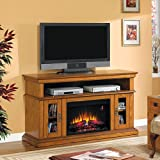 Brookfield Infrared Electric Fireplace TV Stand - 26MM2209-O107