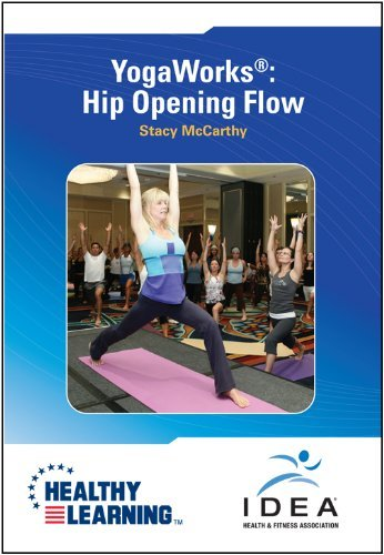 Yogaworks    Hip Opening Flow By Stacy Mccarthy