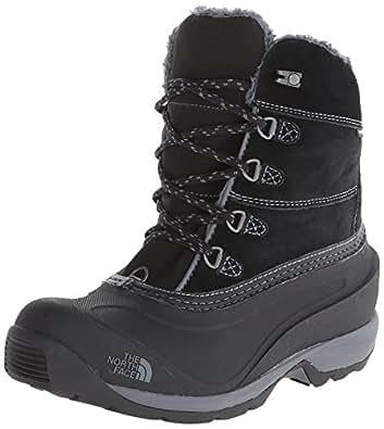 The North Face Chilkat III Boot - Womens Tnf Black/Zinc Grey, 6.5