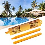 Mineral Purifier for Cartridge Filters,Mineral Reduce Impurities Swimming Pool Rod Stick Water Purify Filter ,Spa Stick Mineral Sanitizer for Hot Tubs and Spas,Swimming Pool, Fish Pond (2PCS)