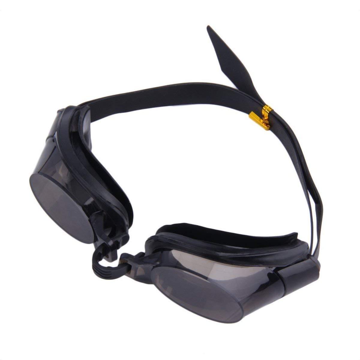 tap/ón para los o/ídos para ni/ños Gugutogo Gafas de nataci/ón Anti Niebla UV Gafas Ajustables con Clip de Nariz