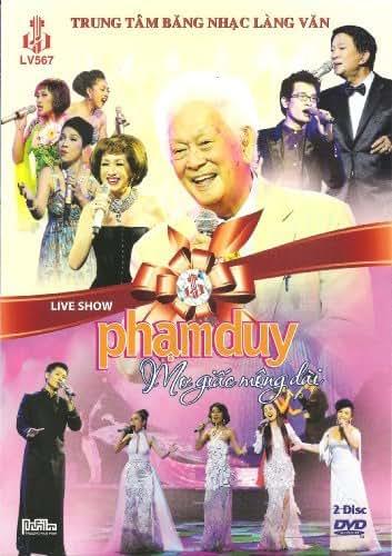 Pham Duy: Mo Giac Mong Dai (Live Show) by My Linh