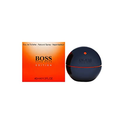In Motion Black Colonia para hombre por Hugo Boss