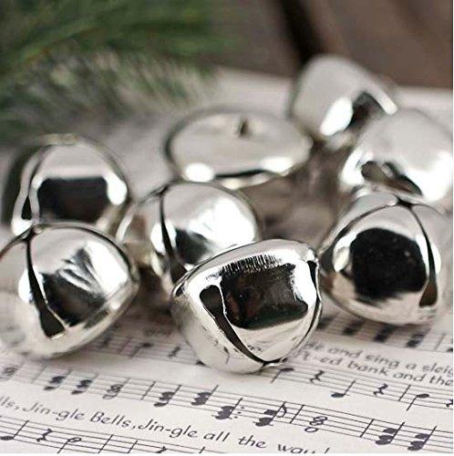 "Kraft Jingle Bells  - 1"", Value Bulk Jingle Bells Decorative"