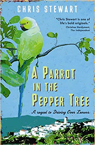 a parrot in the pepper tree stewart chris