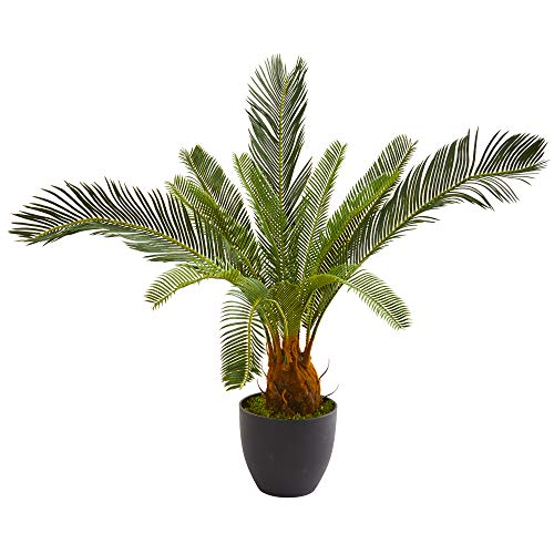 Cycas Plant - Nearly Natural 6354 32