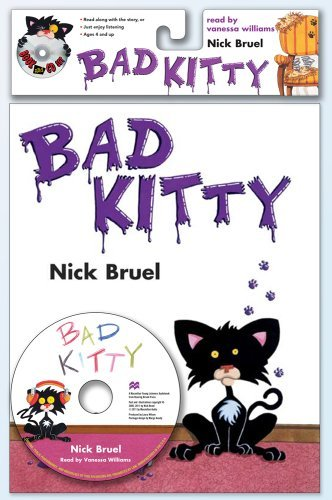 Download By Nick Bruel - Bad Kitty [With Audio CD] (Pap/Com) (12/18/11) pdf