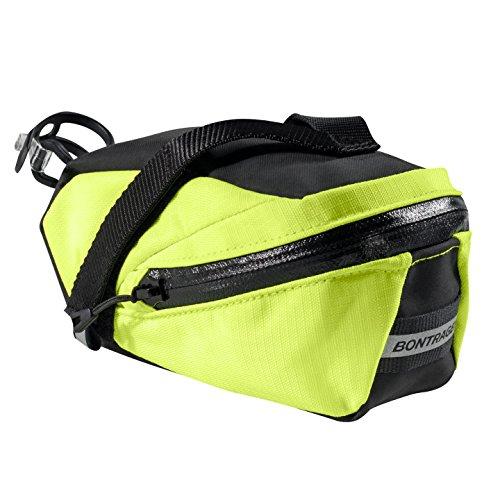 Bontrager Elite Seat Pack M Fahrrad Satteltasche gelb/schwarz