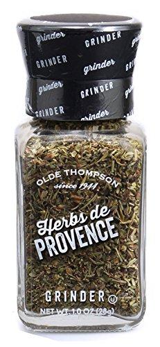 Olde Thompson 1080-49 Herbs De Provence Grinder, 1-Ounce