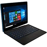 11.6 Nextbook-Touchscreen Intel Quad Core 2/64GB Bluetooth Webcam Wi-Fi HDMI Windows10 Tablet Laptop Combo