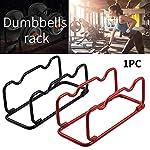 YYWJ-Dumbbell-RackBilanciere-Stoccaggio-StandPalestra-Compatto-Durevole-Dumbbell-FramePer-Home-Office-Palestra-Esercizio