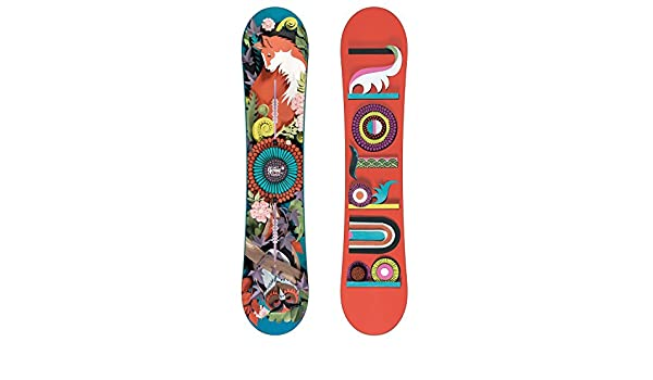 57052d7999 Amazon.com   Burton Genie Snowboard Women s 2018-142   Sports   Outdoors