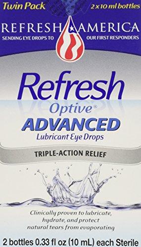 Refresh Optive Advanced, 0.66 Fluid