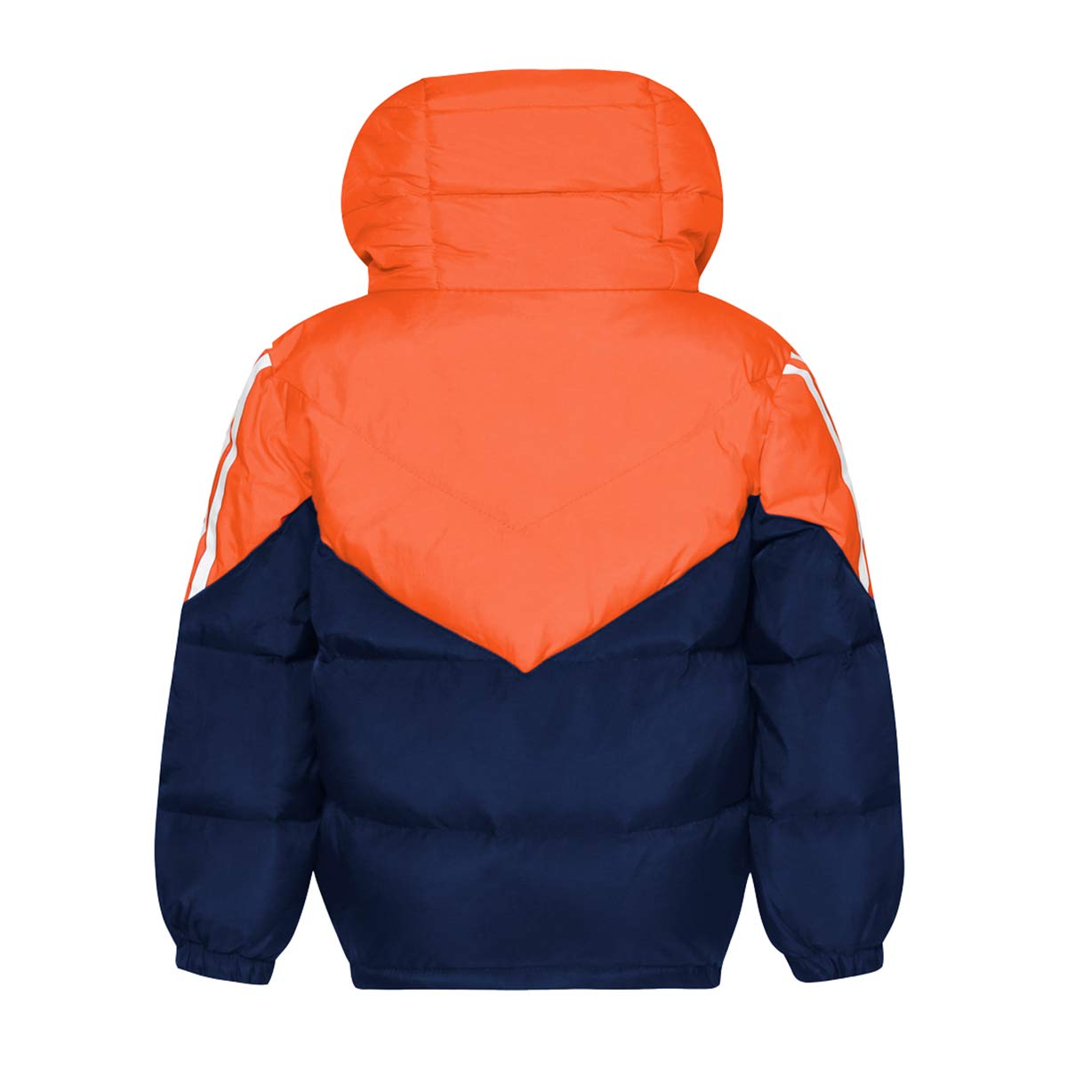 American Trends Boys Girls Winter Warm Hooded Down Coat Light Weight Active Puffer Jacket for Kids