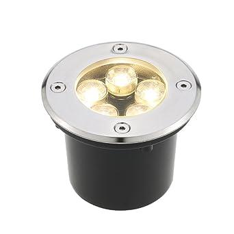 Relativ Bodeneinbaustrahler Aussen Einbaustrahler, Tomshine 5W LED PS21