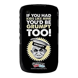 Niños Full Wrap Case, funda carcasa para Blackberry Curve 9330Impreso en 3d de alta calidad de Grumpy Old Gits