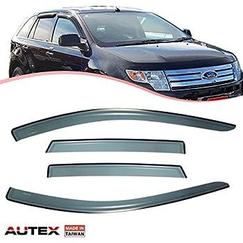 auto ventshade 94141 ventvisor window deflector 4 piece automotive. Black Bedroom Furniture Sets. Home Design Ideas