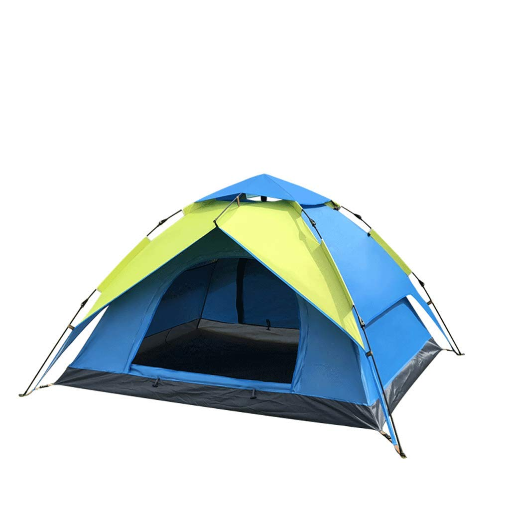 Sonnencreme Multifunktions Automatische Strand Camping Familie Reise Zelt Geschwindigkeit Öffnen Vier Jahreszeiten Konto Doppel