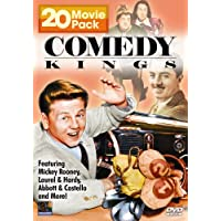 Comedy Kings 20 Movie Pack [Import]