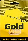 14K Gold Male Male Sexual Performance Enhancing