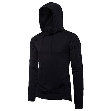 OHQ_Camisa Hombre Blusa OtoñO Moda 2018 Personalidad De Verano ...