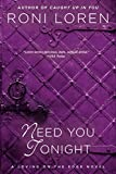 Need You Tonight (A Loving on the Edge Novel)
