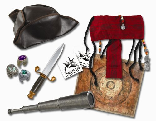 Pirates of the Carribean 3: Jack's Pirate Gear (Zizzle Pirate)