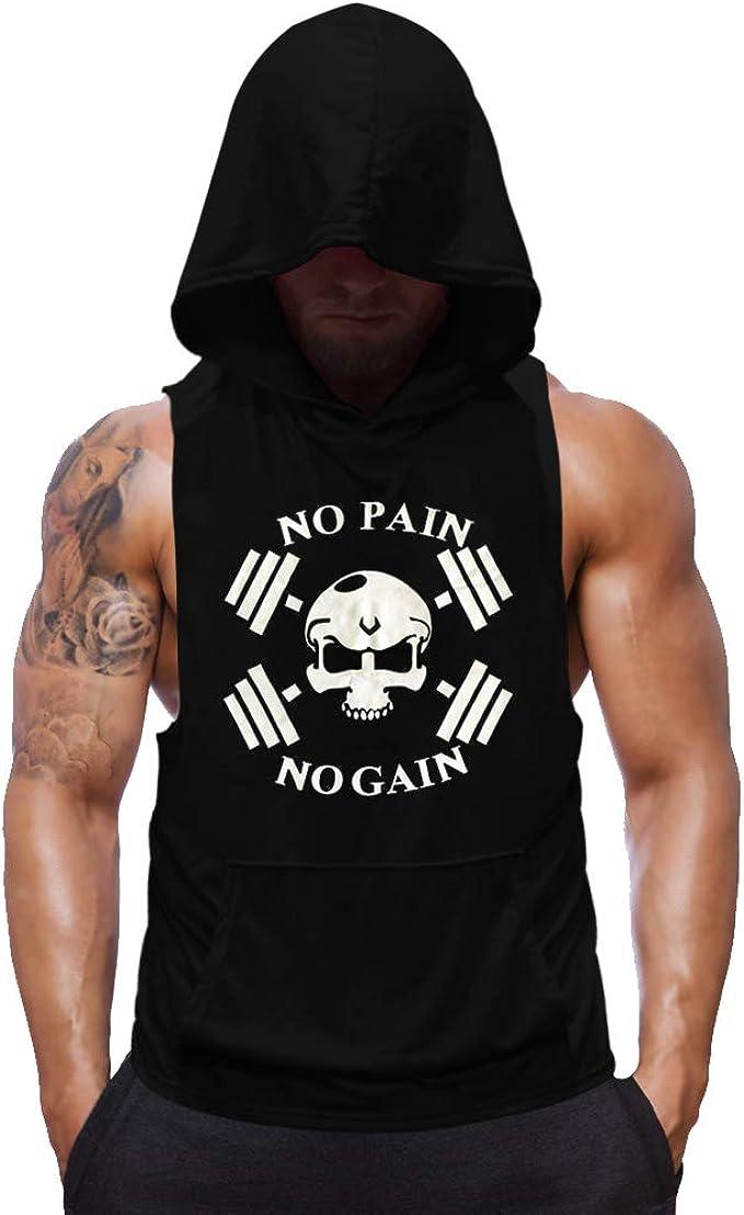 Kettlebell Skull SWPS MUSCLE VEST singlet birthday gift workout gym training