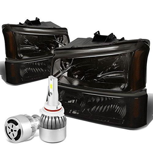 02 chevrolet led headlights - 4