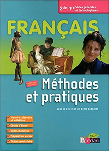 Francais Methodes 2de 1re Pf Amazon Fr Denis Labouret