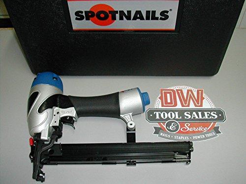 Spotnails TS6825V Vinyl Siding Stapler w/Case Staple Gun w Alignment - Stapler Siding