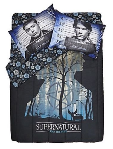 Supernatural COMFORTER Set