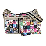 LeSportsac LePatch Deluxe Everyday Crossbody Bag + Cosmetic Bag