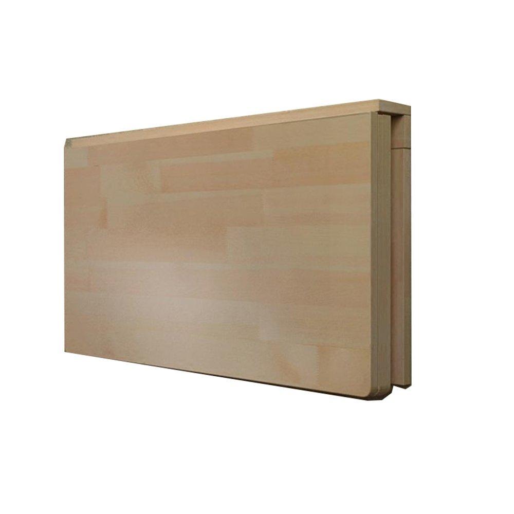 NAN 木製の壁掛けテーブル折りたたみテーブルコンピュータデスクサイズオプション ワークベンチ (サイズ さいず : 70*50cm) B07DZBYJYF 70*50cm 70*50cm