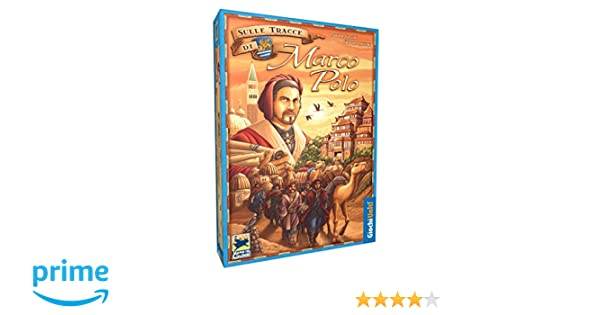 Giochi Uniti GU450 – sulle tracce de Marco Polo: Amazon.es ...