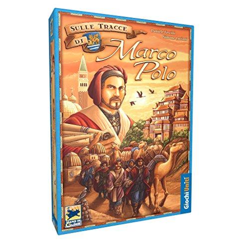 Giochi Uniti GU450 - sulle tracce de Marco Polo: Amazon.es ...