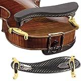 Kun Voce Violin Shoulder Rest 4/4-3/4 Size