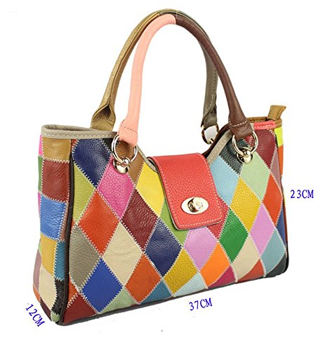 À Sac Femme Eysee Main Mehrfarbig Multicolore Mode Pour 5 ZUOFq