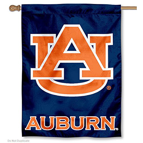 Auburn University Tigers House Flag