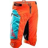 Leatt 4.0 DBX Short - Men's Orange/Teal, L