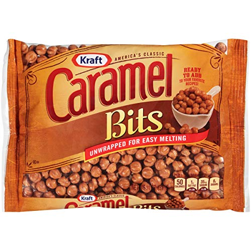 Kraft Caramel Candy Bits (11 oz Bags, Pack of 12)]()