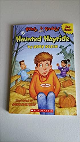 Math Worksheets halloween math worksheets grade 3 : Ready, Freddy! 2nd Grade #5: Haunted Hayride: Abby Klein, John ...